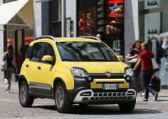 2015 Fiat Panda Cross Specs, Features, Price & Pictures