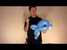 Deluxe Balloon Dolphin Wands - YouTube