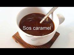 Sos caramel -Secretul celui mai bun sos caramel - YouTube Creme Caramel, No Cook Desserts, Chocolate Fondue, Youtube, Mai, Cooking, Tableware, Food, Candies