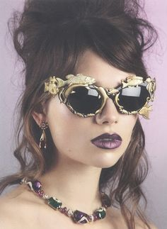 a79b35b5e2b Wild Glasses-MAISON Kiss Kiss LONDON Discount Sunglasses