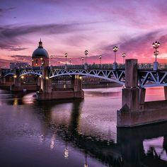 "Toulouse - 48 horas en ""La ville rose"": planes para hacer en primavera"