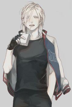 Não queria admitir mais o Yurio ta muito gato :)