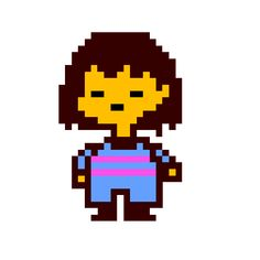 Dang. Frisk has some nice dance moves!