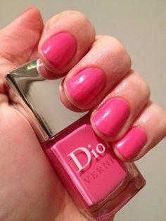 Pink Kimono Dior Nail Polish, Dior Nails, Beauty Makeup, Hair Beauty, Pink Summer, Kimono, Blush, Make Up, Classy