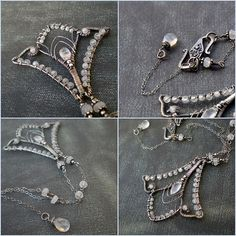 Liliane - necklace by Eirenn on deviantART