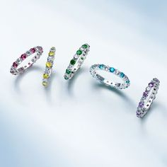 Celebrate your birthday all year long in our collection of birthstone jewelry | Shop Bling Jewelry