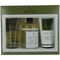 rosemary-mint organic shea butter body wash 8 oz & organic bubble bath 17.5 oz & organic rich body butter 6 oz $24.79