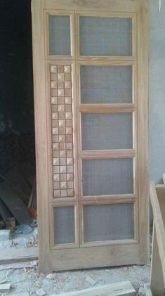 Net wooden door design 70 ideas for 2019 - Holztür Design Wooden Front Door Design, Double Door Design, Wooden Front Doors, Pooja Room Door Design, Door Design Interior, Modern Interior, Design Interiors, Grill Door Design, Door Gate Design