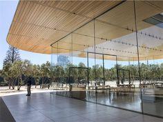 Le Visitor Center d'Apple Park ouvre ses portes aux fans et aux curieux | MacGeneration
