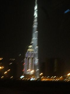 Burj. Khalifa the tallest building in the world
