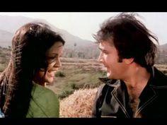 Hum Dono Do Premi - Ajnabee - Rajesh Khanna, Zeenat Aman - Superhit Bollywood Romantic Song - YouTube
