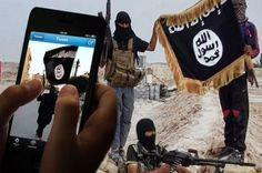 ISIS militant tweets selfie giving away location, Air Force blows up entire HQ 22hrs later - https://www.nollywoodfreaks.com/isis-militant-tweets-selfie-giving-away-location-air-force-blows-up-entire-hq-22hrs-later/