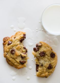 Chocolate Chip Cookies | Cookie recipe | Spoon Fork Bacon