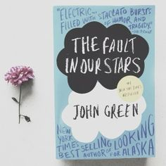 1. The Fault in our Stars : John Green