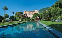 Grand Hotel a Villa Feltrinelli, Lake Garda