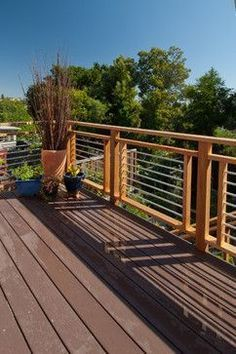 One of outdoor extensions we can build is deck. Find out the best DIY deck railing ideas you can build yourself so it should provide a lot of inspirations.