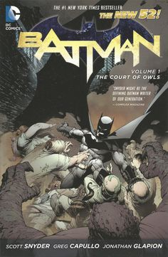 Long: In this new trade paperback, a series of brutal murders rocks not only Gotham City to its core but also the Caped Crusader himself when the prime suspect is one of Batman's closest allies: Dick Grayson!  #comics #dccomics #batman #graphic #novel #nuvela #grafica