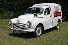 Rob's 1971 Morris Minor 1000 Van - AutoShrine Registry