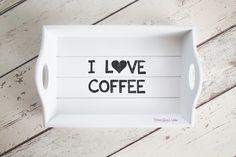 I love Coffee {StreifenLiebe}
