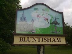 English Village, Britain, England, Names, Signs, Shop Signs, English, British, United Kingdom