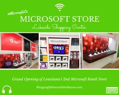 Meeting Shaquille O'Neal & Upcoming Microsoft Store VIP Shopping Party 11/22 #MicrosoftLa
