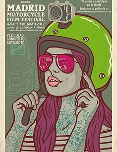 Madrid Motorcycle Film Festival un planazo para este mes de mayoAir Custom Paint