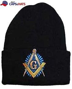 Buy Caps and Hats Masonic Winter Skull Cap Beanie Freemason Mens One Size Black Buy Caps and Hats http://www.amazon.com/dp/B00G8AGGWC/ref=cm_sw_r_pi_dp_RElCwb1NQAKRY