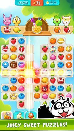 Panda Juice #ui#game #design #art