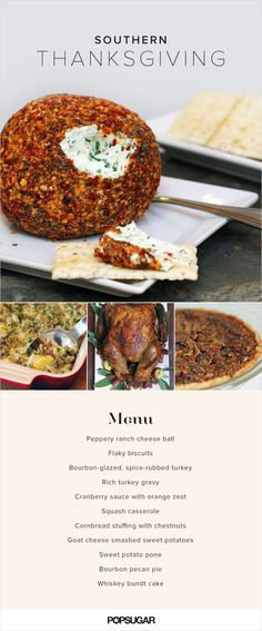 Planning a Thanksgiving feast can be a daunting task, to say the least. First order of business is deciding on the menu. But where to start? To take the guesswork out of matters and get those creative juices flowing, we've curated six fabulous menus for you to choose from (and even mix and match). From a meatless vegetarian feast to a fast and easy dinner that doesn't skimp on flavor, here you'll find something for everyone.
