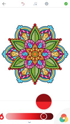 Mandala Coloring Pages More Information For Adults Android IOS And Windows Phone
