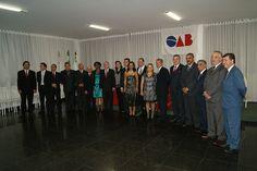 Solenidade em comemoração aos 40 anos da OAB de Sete Lagoas. O evento foi realizado no salão de eventos do Bela Vista Clube.