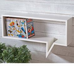 Comic Bookshelve