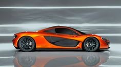McLaren P1 supercar emerges for its first sexy shots | Motoramic - Yahoo! Autos