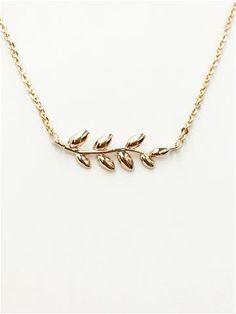 La Bella Donna - Γυναικειο κολιε-Κλαδι Gold Necklace, Jewelry, Gold Pendant Necklace, Jewlery, Jewerly, Schmuck, Jewels, Jewelery, Fine Jewelry