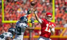 Chiefs' weakened defense will need more help from Alex Smith = Pre-existing health issues stand in the way of the Kansas City  Chiefs being the clear favorites in the AFC West.  They've done well to construct this roster and would be a safer bet than their three rivals if the season could.....