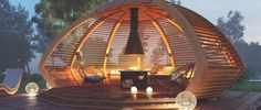 Outdoor Fire, Outdoor Seating, Outdoor Spaces, Outdoor Living, Outdoor Events, Backyard Fireplace, Backyard Patio, Bunker Home, Bbq Hut