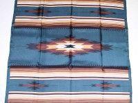 Aztec Silk Scarves