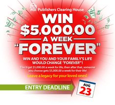 Publishers Clearing House Prize Winner is Moises Vasquez of Perris, California [Tony Casillas]