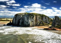 Praia da Guarita, Torres - Rio Grande do Sul