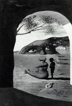 Salvador Dalí, 1949
