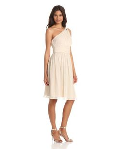 Donna Morgan Women's Rhea Dress, Candlelight, 10 Donna Morgan,http://www.amazon.com/dp/B00C39D9ZO/ref=cm_sw_r_pi_dp_WWt0rb1B4F9FPMGG