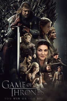 Image result for game of thrones series poster