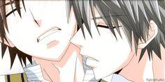 fujoshi-uke:Misaki is so adorable♥