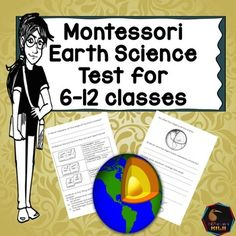 Tree of life chart for upper elementary but a simplified start may montessori earth science test for 6 12 montessori students to assess knowledge of earth sciencenote fandeluxe Images