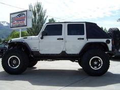 "Jeep Wrangler rubicon Soft Top 3.75"" lift   Similar: custom jeep wrangler unlimited rubicon , 4 door jeep wrangler ..."