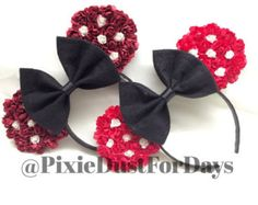 Orejas de Cenicienta Minnie orejas orejas de por PixieDustForDays