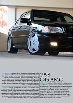 Browse all of the Amg photos, GIFs and videos. Find just what you're looking for on Photobucket Mercedes Benz C180, Merc Benz, Mercedez Benz, Classic Mercedes, Classy Cars, Benz Car, Car Advertising, Motor Car, Dream Cars