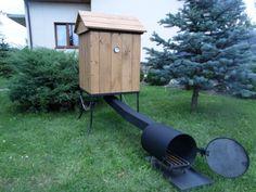 Backyard Smokers, Outdoor Smoker, Outdoor Oven, Outdoor Fire, Outdoor Cooking, Build A Smoker, Diy Smoker, Homemade Smoker, Fire Pit Grill