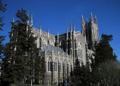 Yes...I went to Duke University partly because it was the closest I could get to Hogwarts.