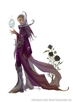 Cleric of Pharasma by Carolina-Eade on DeviantArt